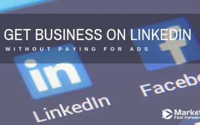 How To Get Business On LinkedIn