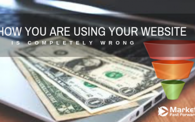 How You Are Using Your Website Is Completely Wrong